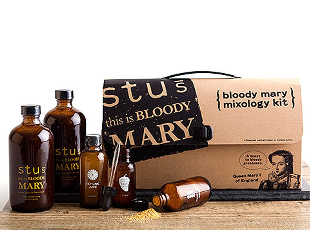 Last Minute Gift Guide, Bloody Mary Mixology Kit
