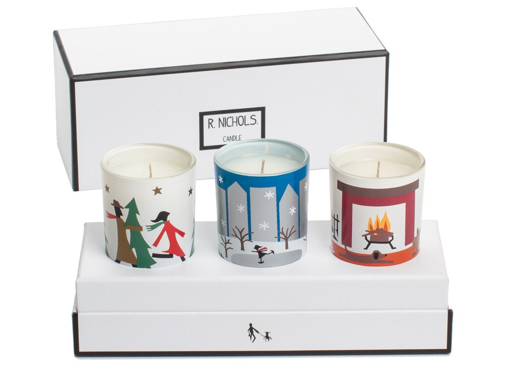 Last Minute Gift Guide, R. Nochols Candles