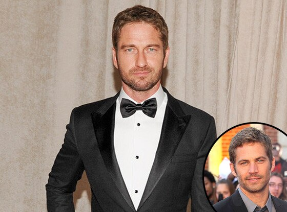 Gerard Butler, Paul Walker