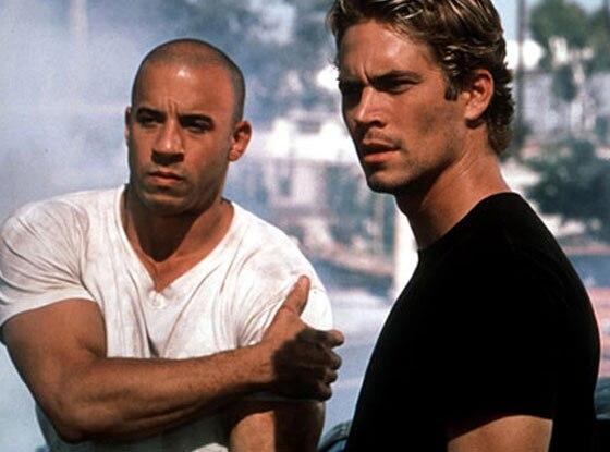 Paul Walker, Vin Diesel, Fast Furious