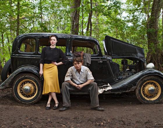 Bonnie and Clyde, Emile Hirsch, Holliday Grainger