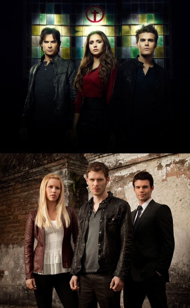 The Vampire Diaries, The Originals