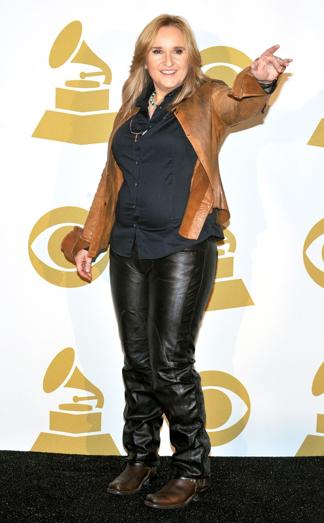 Melissa Etheridge, Grammy Nominations Concert Live!