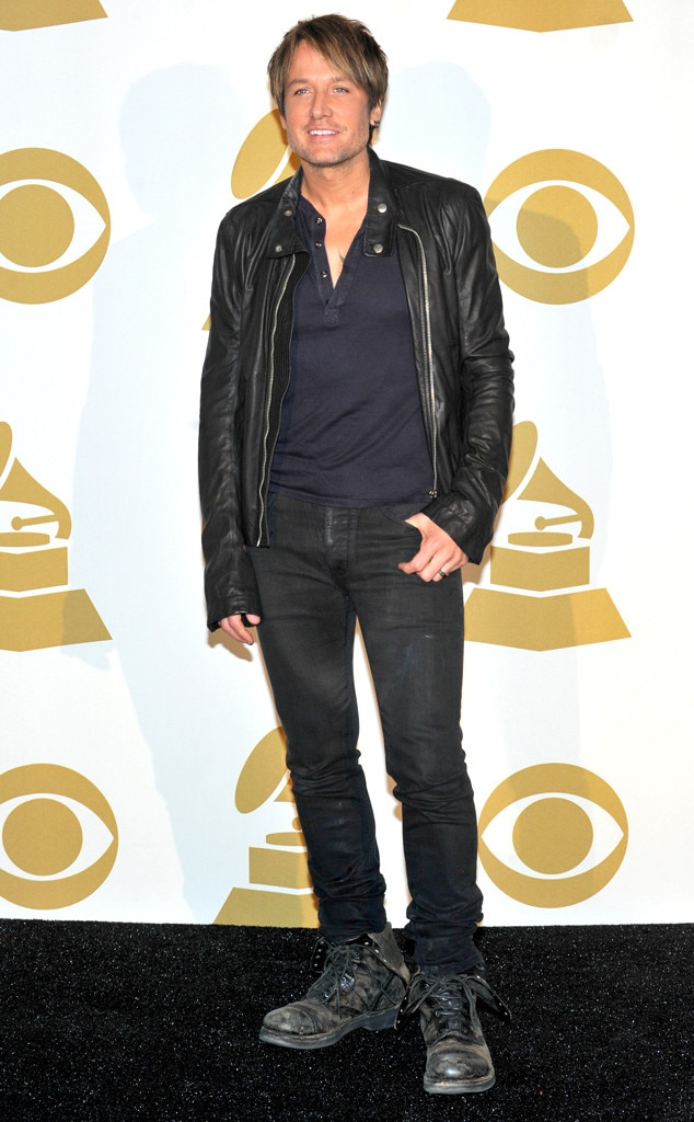 Keith Urban, Grammy Nominations Concert Live!
