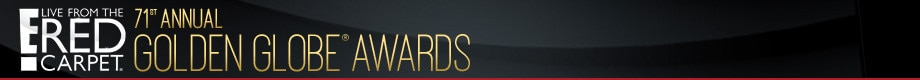 2014 Live From the Red Carpet Headers, LRC, 2014 Golden Globes