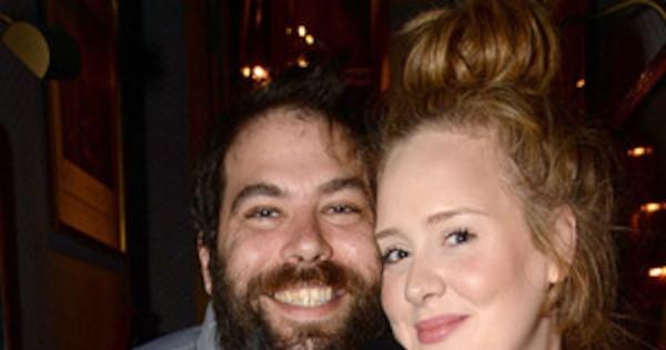 Adele's Fiancé Simon Konecki Is Totally Fine With Her Ex ...