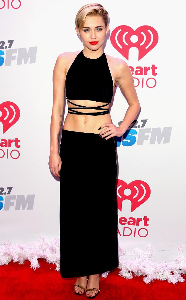 Miley Cyrus, Calvin Klein Collection