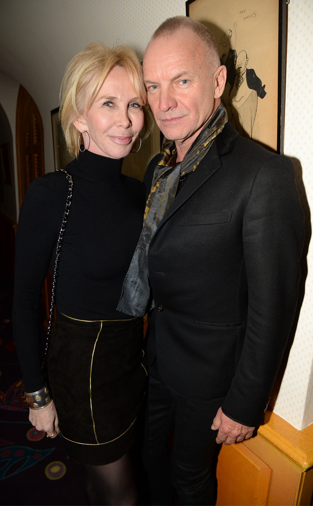 Sting, Trudie Styler, Long Term Couples