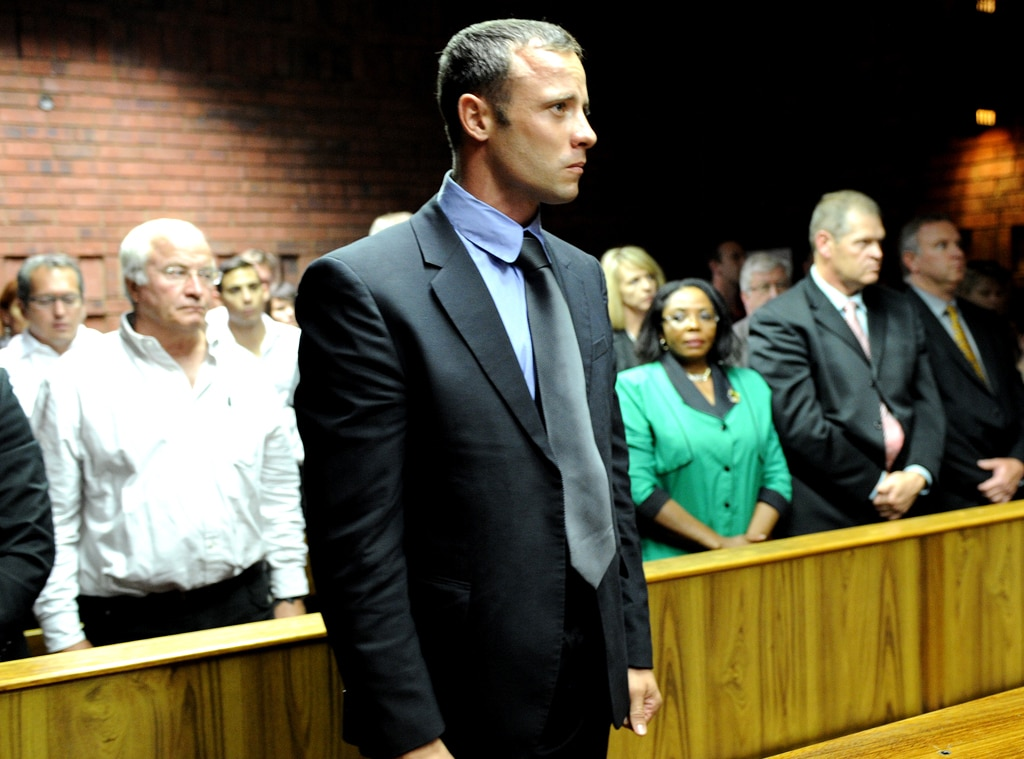 Oscar Pistorius, Court