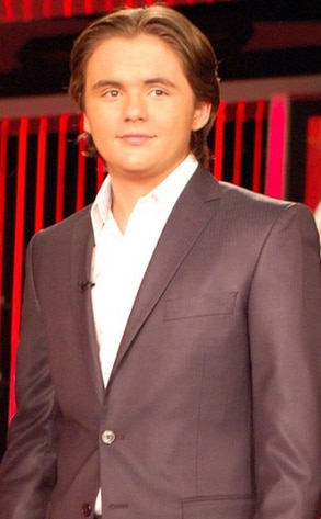 Prince Jackson, Entertainment Tonight