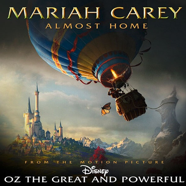 Mariah Carey, Oz the Great and Powerful Album