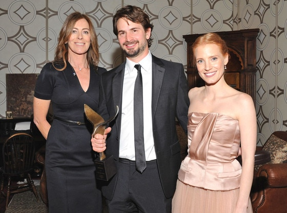 Kathryn Bigelow, Mark Boal, Jessica Chastain