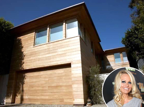 Pamela Anderson, House