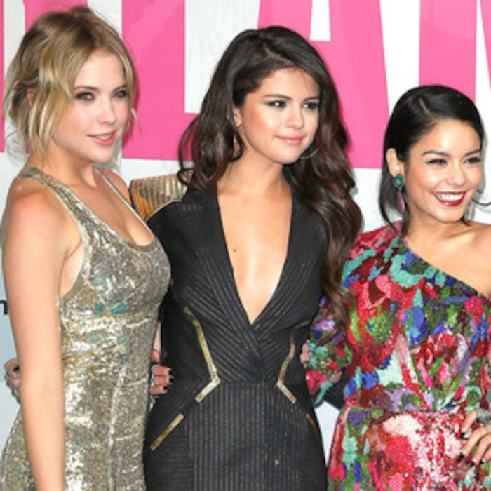 Ashley Benson, Selena Gomez, Vanessa Hudgens