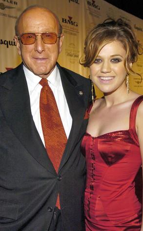Clive Davis, Kelly Clarkson