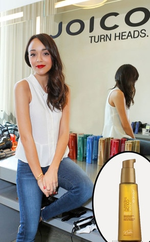 Ashley Madekwe, Joico K-Pak Oil