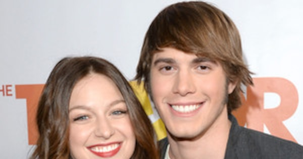 Glee's Melissa Benoist And Blake Jenner Reveal Wedding