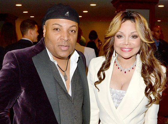 Jeffré Phillips, La Toya Jackson