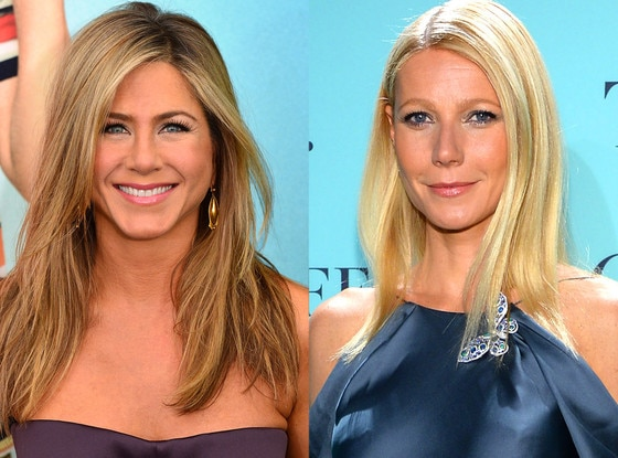 Jennifer Aniston, Gwyneth Paltrow