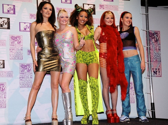Victoria Beckham Says the Spice Girls Are Over! But Here ...