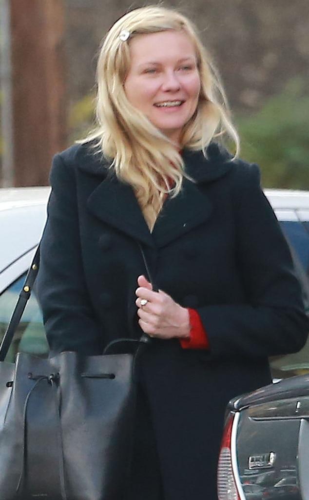 Kirsten Dunst, No Makeup