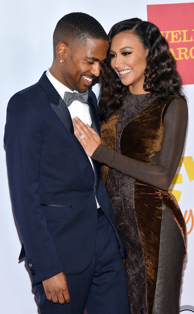 Big Sean, Naya Rivera, TrevorLive