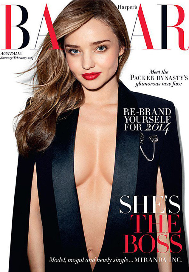 Miranda Kerr, Harper's Bazaar, Australia