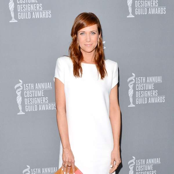 kristen wiig from best dressed stars of the 2013 costume designers guild awards e news. Black Bedroom Furniture Sets. Home Design Ideas