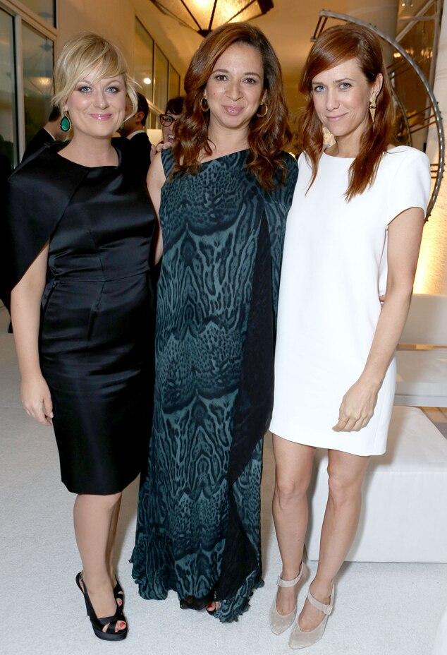 Amy Poehler, Maya Rudolph, Kirsten Wiig