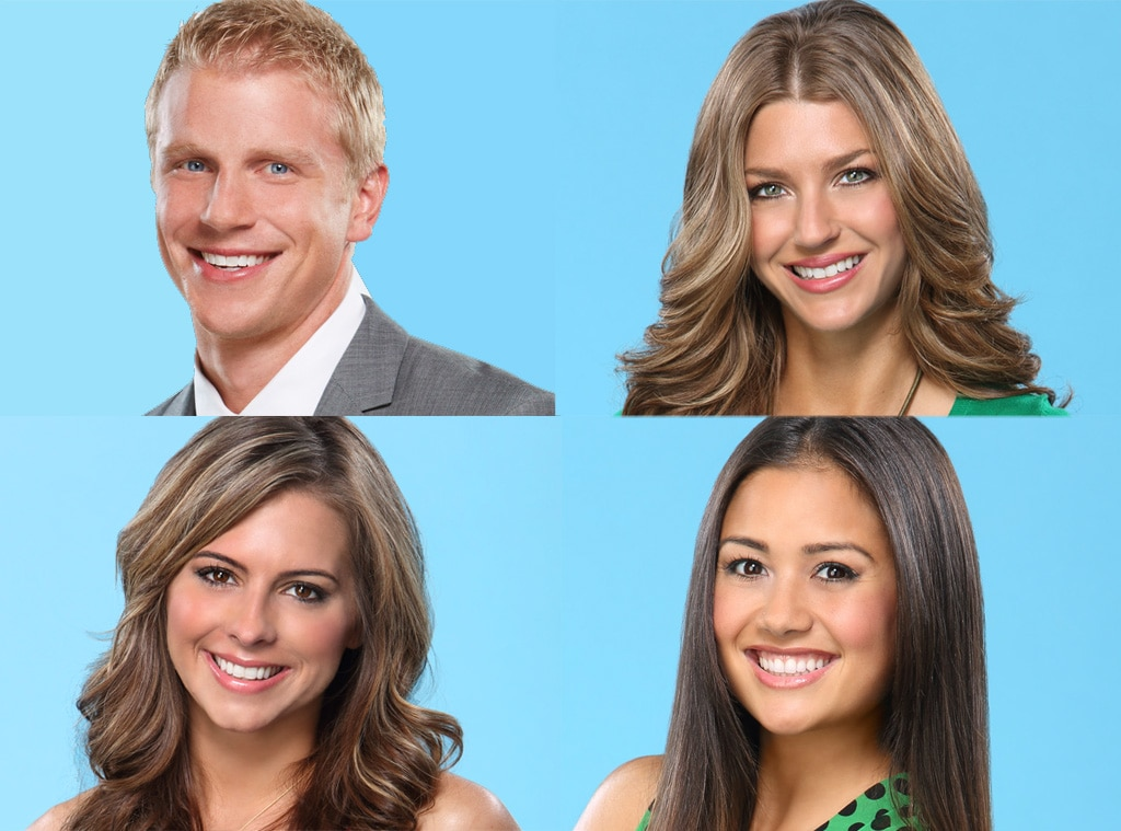 The Bachelor, Sean Lowe, Ashlee, Catherine, Lindsay