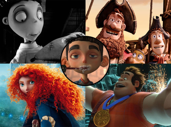 Oscar Poll: Animated Feature