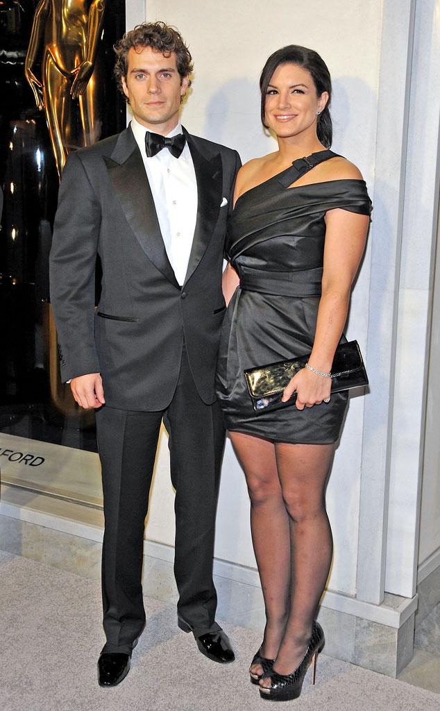 Henry Cavill and Gina Carano Break Up | E! News