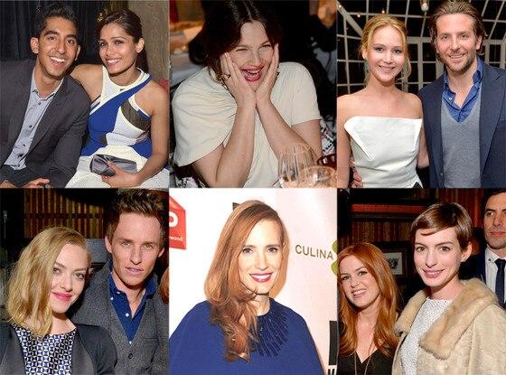 Oscar Party Pics