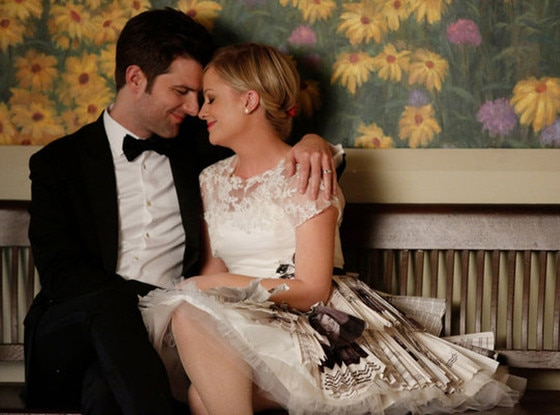 Parks and Recreation, Amy Poehler, Adam Scott