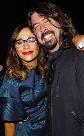 Rashida Jones, Dave Grohl