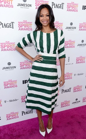 Independent Spirit Awards, Zoe Saldana