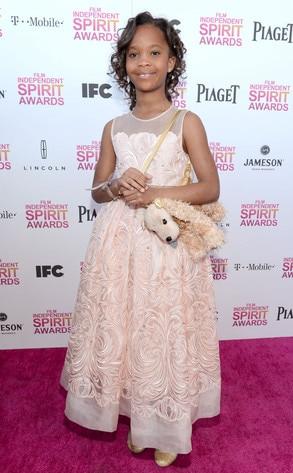 Independent Spirit Awards, Quvenzhane Wallis