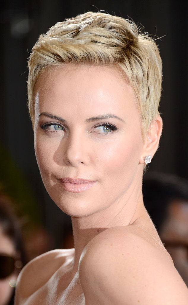 Charlize Theron from People's 2013 Most Beautiful List | E ... Charlize Theron