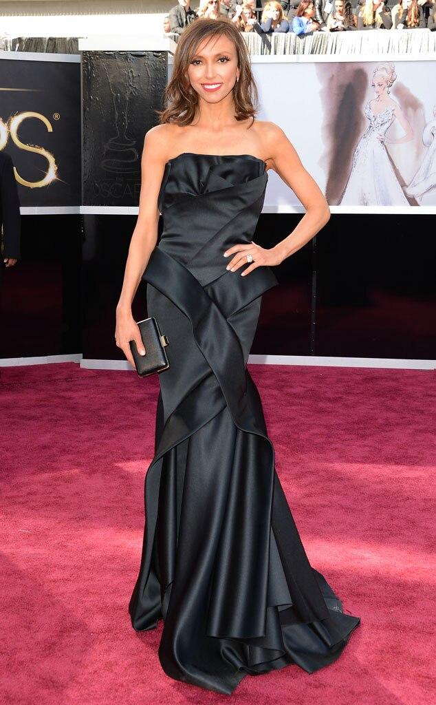 Giuliana Rancic, Oscars 2013