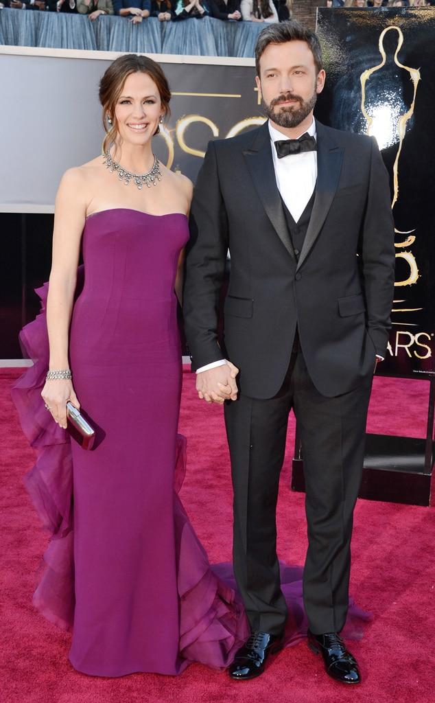 Jennifer Garner, Ben Affleck, Oscars 2013