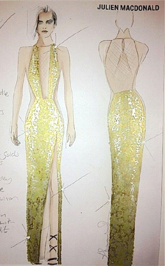 Twit Pic, Oscars 2013, Heidi Klum