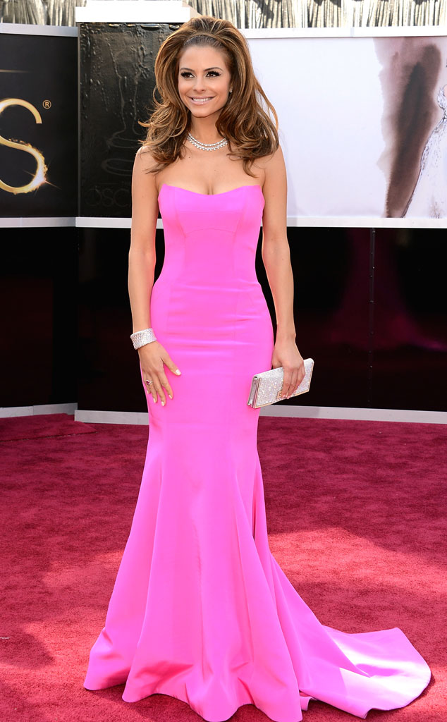 Maria Menounos, Oscars 2013