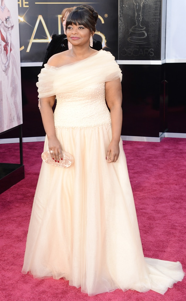 Octavia Spencer, Oscars 2013