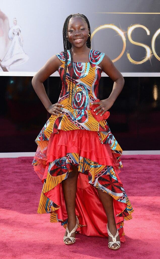 Rachel Mwanza, Oscars 2013