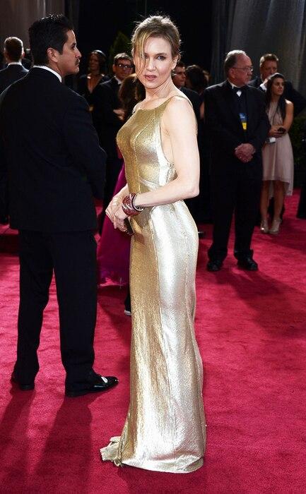 Renee Zellweger, Oscars 13