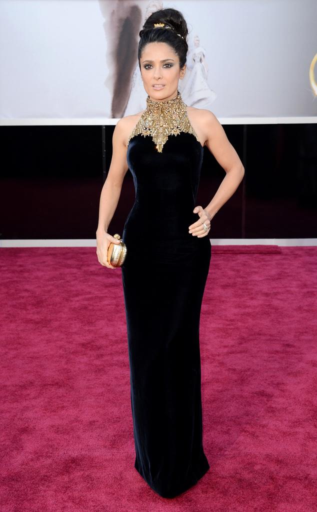 Salma Hayek, Oscars 2013