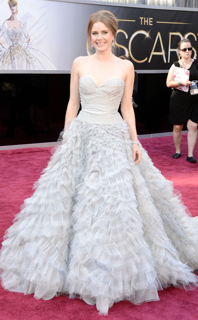 Amy Adams, Oscars 2013