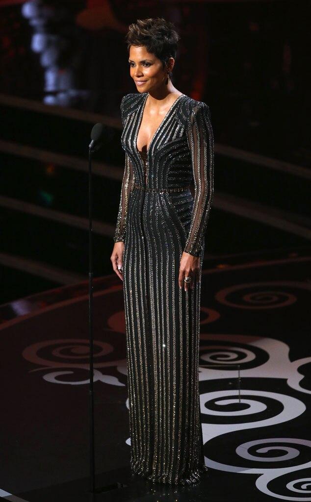 2013 Oscars Show, Halle Berry