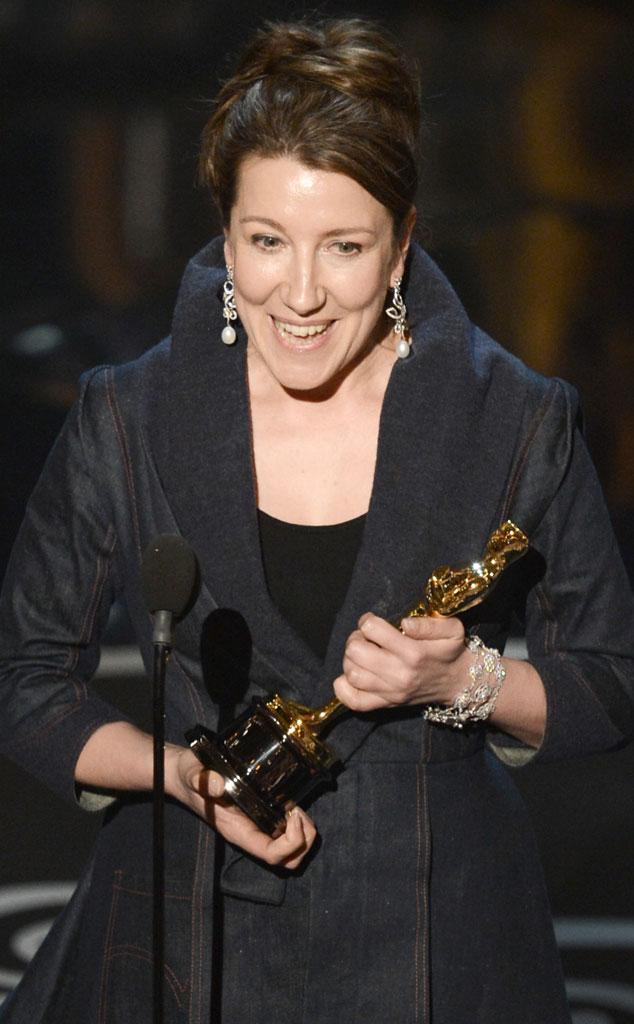 2013 Oscars Show, Jacqueline Durran