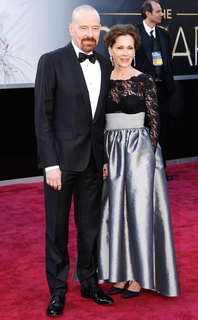 Bryan Cranston, Guest, Oscars 2013
